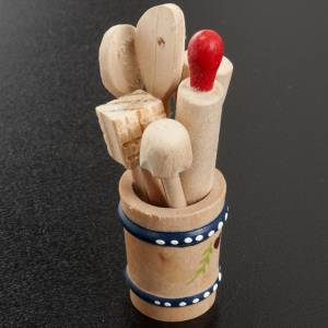 Vaso utensili da cucina set 7 pezzi s2