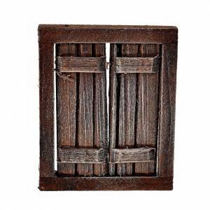 Barandillas, puertas, balcones: Ventana belén 2 ante con clavados 5.5x4.5 cm