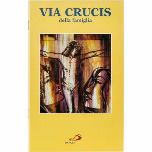 Via Crucis della Famiglia ed. San Paolo s1