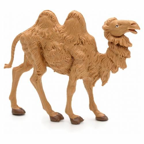Vieux chameau debout crèche Fontanini 12 cm s1