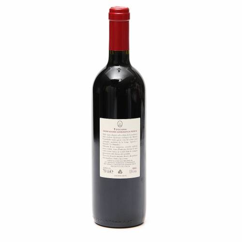Vin rouge toscan Borbotto 750 ml 2012 s2