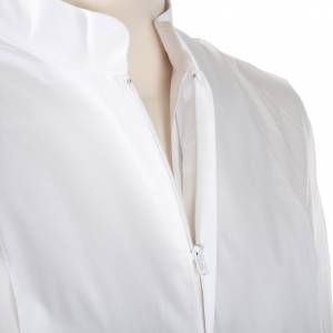 White alb cotton IHS, host, Holy Spirit s5