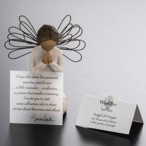 Willow Tree - Angel of Prayer (angelo preghiera) s5
