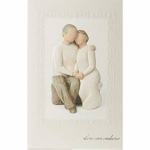 Willow Tree Card - Anniversary 21x14 s1