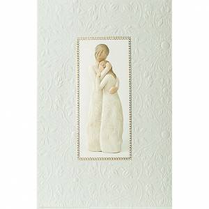 Willow Tree Card - Close to me (abbraccio materno) 21x14 s1