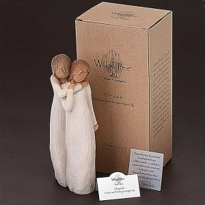 Willow Tree statues: Willow Tree - Chrysalis (protéger aimer)