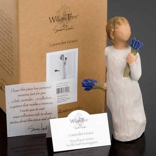 Willow Tree - Lavender Grace (fille avec lavande) s5