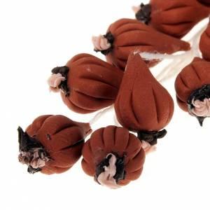 Essen Miniaturen: Zwiebeln-Bund um zu haengen Krippe