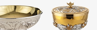 Cálices, Copones y Patenas metal