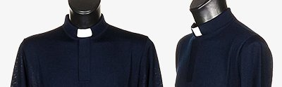 Camisas Polo Cuello Clergy