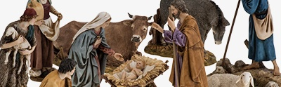Complete Nativity Sets