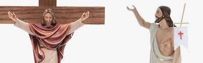 Crucifijos de la semana santa