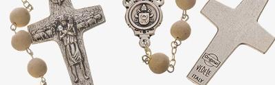 Rose-scented rosaries