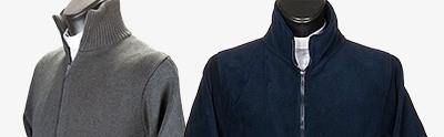 Jackets and fleece jackets
