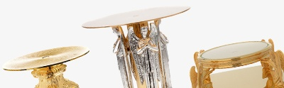 Thabors, Monstrance stands