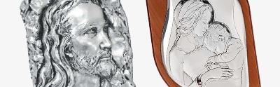 Bassorilievi argento