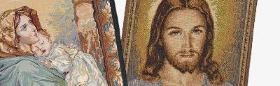 Tapisseries religieuses